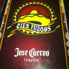 Photo taken at Cien Fuegos by Rolph's L. on 2/26/2012