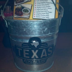 Photo taken at Texas Roadhouse by Mark A. on 8/21/2011