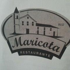 Photo taken at Maricota Gastronomia e Arte by Claudia V. on 3/14/2012