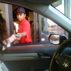 Photo taken at Arby's by Marjorie M. on 9/11/2011