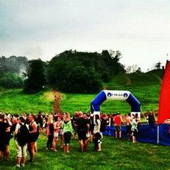 Photo taken at Seven Oaks Recreation by AJ H. on 5/19/2012