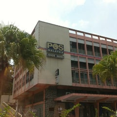 Photo taken at POS Malaysia by Chime W. on 7/21/2011