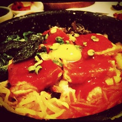 Photo taken at My Tofu House by Nimisha on 4/2/2012