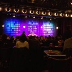 Photo taken at UP Comedy Club by Eli G. on 3/4/2012