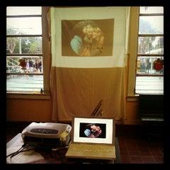 Photo taken at St. Petersburg Shuffleboard Club by Lisa Z. on 7/14/2012
