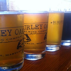 Photo taken at Burley Oak Brewing Company by Bite and Booze on 6/8/2012
