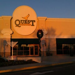 Photo taken at Quest Outdoors at the Summit by Rob Y. on 12/10/2011