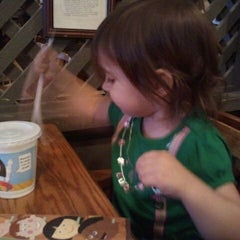 Photo taken at Cracker Barrel Old Country Store by April T. on 11/1/2011