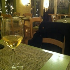 Photo taken at Restaurant Cote Sud by Matthias S. on 12/29/2011