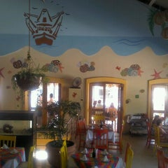 Photo taken at Mariscos Tino's by Mony A. on 11/18/2011