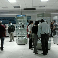 Photo taken at CAC Telcel by Jess F. on 7/24/2012