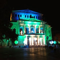 Photo taken at Alte Oper by Malte on 11/4/2011