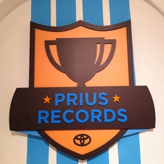 Photo taken at Prius Records HQ by Michael T. on 3/30/2011