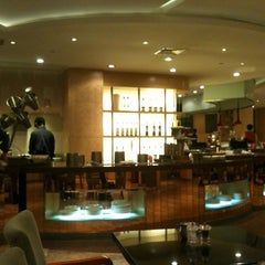 Photo taken at Crowne Plaza Shanghai | 上海银星皇冠酒店 by David H. on 1/21/2012
