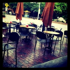 Photo taken at Greenstreet Cafe by Chelsea M. on 8/31/2011