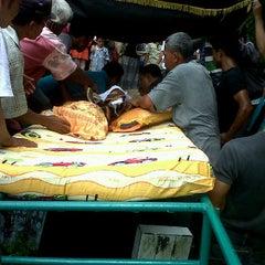 Photo taken at Pusaro Pasiah Pariaman by Aldian H. on 11/27/2011