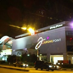 Photo taken at Jurong Point by patrick B. on 3/21/2011