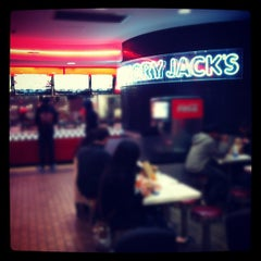 Photo taken at Hungry Jack's by Sharpy S. on 7/14/2012