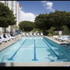 Photo taken at Hacienda Hotel & Conference Center LAX by Hacienda H. on 8/14/2012