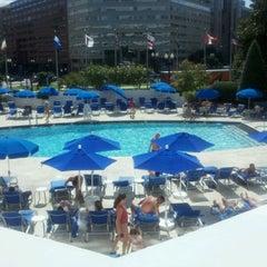 Photo taken at Washington Plaza Hotel by Ron B. on 8/23/2011