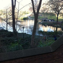 Photo taken at The Pond by Brian H. on 3/18/2012
