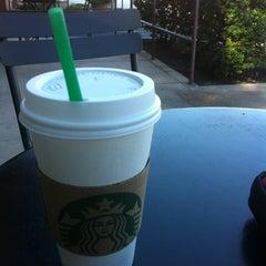 Photo taken at Starbucks by Bri B. on 2/24/2012