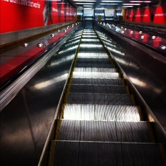 Photo taken at Bondi Junction Station by Aninha B. on 8/14/2012