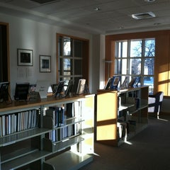 Photo taken at Dimond Library by Dawn Z. on 1/24/2012