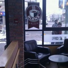 Photo taken at Blenz Coffee by Ryan L. on 2/11/2011