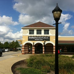 Photo taken at Grove City Premium Outlets by Jannarong P. on 9/24/2011