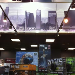 Photo taken at JNE Info Store by Ana S. on 12/16/2011