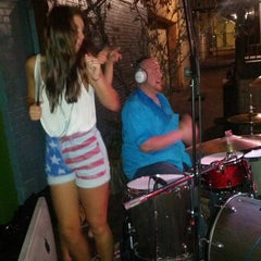 Photo taken at Tequila Rok by Kyle B. on 7/4/2012