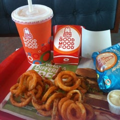 Photo taken at Arby's by Stephanie R. on 7/18/2012