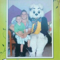 Photo taken at Greyhound Bus Station (Fredericksburg VA) by Sabrina B. on 4/6/2012