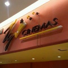 Photo taken at TGV Cinemas by Jack I. on 2/23/2012