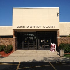 Photo taken at 33rd District Court by Brian J. P. on 6/27/2012