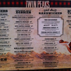 Photo taken at Twin Peaks Headquarters by Bob M. on 1/16/2012