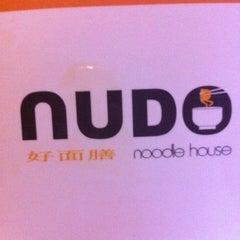 Photo taken at Nudo by Daz C. on 6/4/2011