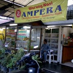 Photo taken at R.M Ampera ujung berung by helmi r. on 6/29/2012
