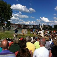 Photo taken at Deventer op Stelten by Nico J. on 7/7/2012