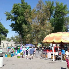 Photo taken at Colorado State Fairgrounds by Tom Ike E. on 9/1/2012