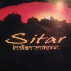 Photo taken at Sitar by Nick S. on 4/22/2012