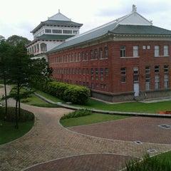 Photo taken at NTU School of Humanities and Social Sciences by shafridah r. on 5/17/2012