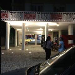 Photo taken at Cine Roxy by Pri L. on 5/26/2012
