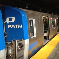 Photo taken at Newark PATH Station by John L. on 12/12/2011