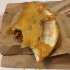 Photo taken at Miramar Bakery by Tiffany A. on 12/16/2011