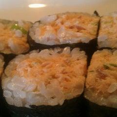 Photo taken at Masa Sushi Japanese Restaurant by Tine on 8/12/2012