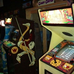 Photo taken at Blairally Vintage Arcade by Chad B. on 1/10/2012