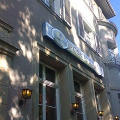 Photo taken at Restaurant Poseidon by Stefan K. on 6/5/2012