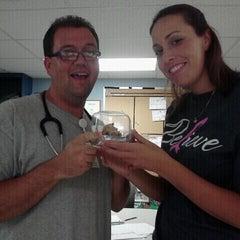 Photo taken at RESPIRATORY-BAYFRONT MEDICAL CENTER by 👑 Jen A. on 10/15/2011